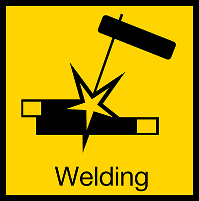 This product is recommended for welding.