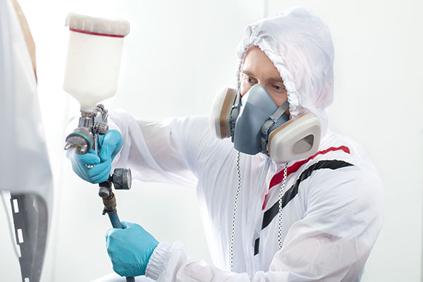Learn more about the health risks associated with Painting & Coating and how to prevent them.