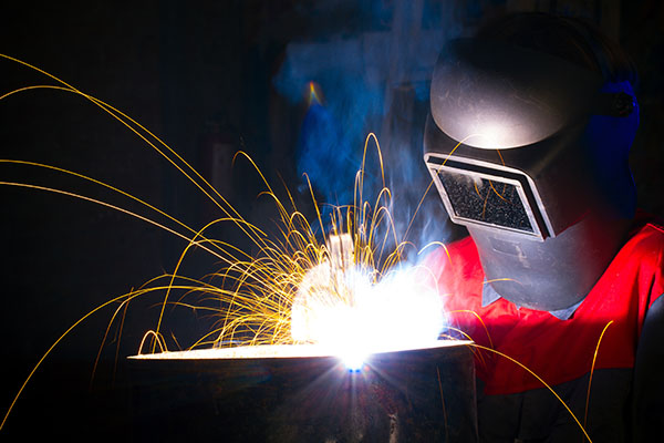 Learn more about the health risks associated with Welding & Robotic Welding and how to prevent them.