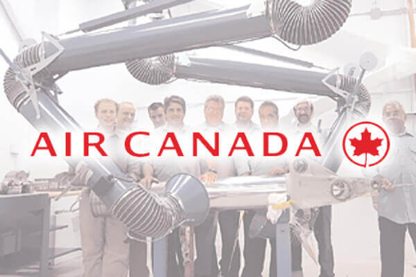 Learn how Diversitech helped Air Canada to provide a safer and cleaner work environment for their workers.