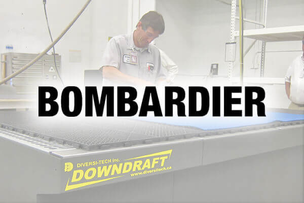 Learn how Diversitech helped Bombardier to provide a safer and cleaner work environment for their workers.