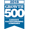Diversitech is proud to be named one of Canada's 500 fastest growing companies in 2018