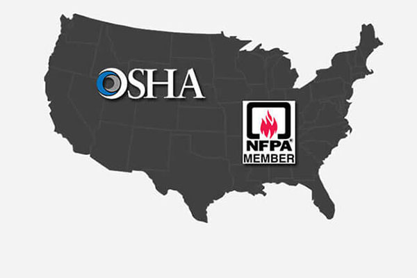 Learn more about air quality regulators such as OSHA, NFPA, CSB and the EPA.