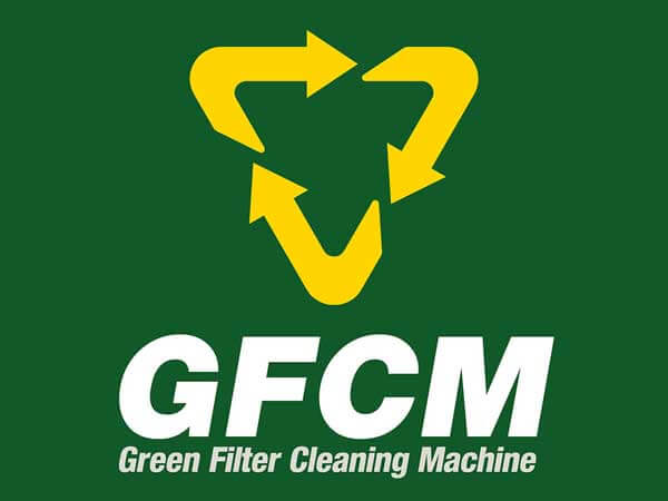 Green Filter Cleaning Machine for Cartridge Filter Cleaning