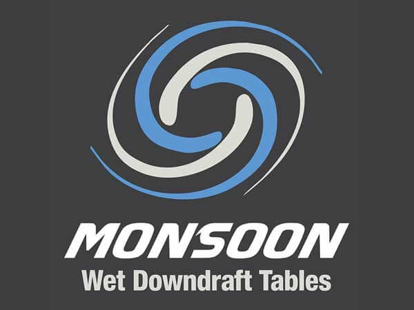 Monsoon Wet Downdraft Tables