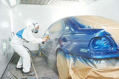 Breathing paint fumes can cause a multitude of serious health risks.