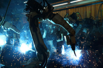 Robotic welding generates dangerous weld fumes that can cause serious health risks.