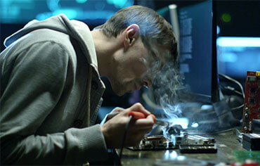 Soldering fumes are dangerous and can cause a multitude of serious health risks.